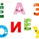 Конспект интегрированного занятия «Гласные звуки и буквы»