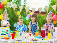 Что можно подарить ребенку на День Рождение?