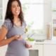 Как питаться в последнем триместре беременности?