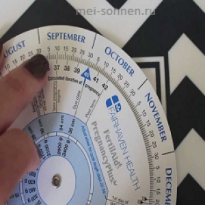Как рассчитать овуляцию по календарю?