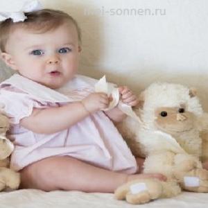 Когда ребенка лучше начинать сажать малыша