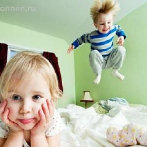 Воспитание гиперактивного ребенка как не сойти с ума!