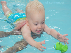 Чем полезно плавание для ребенка, как начать?