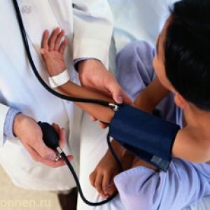 Что делать при артериальной гипертензии у ребенка