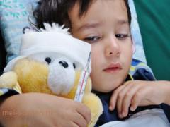 Как быстро вылечить грипп у ребенка, симптомы гриппа?