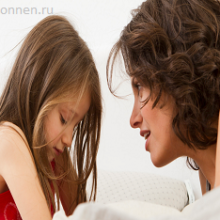 Стоит ли говорить с ребёнком о сексе?