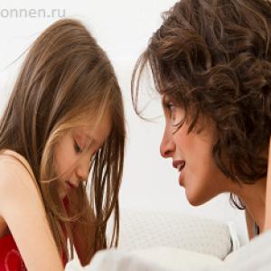 Стоит ли говорить с ребёнком о сексе