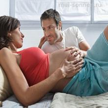 Есть ли ограничения в интимных отношениях мужа и жены во время беременности?