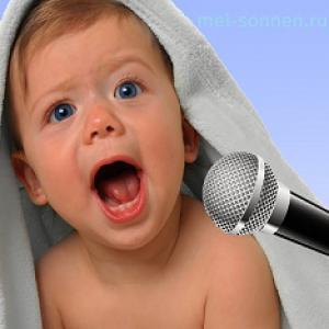 Когда ребенок начнет говорить, как учить ребенка разговаривать