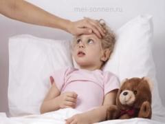 Почему дети часто болеют простудными заболеваниями?