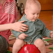 Методы приучения ребенка к горшку