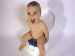 Самостоятельность ребенка на горшке