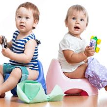 Готовность ребенка к горшку и регулярность стула