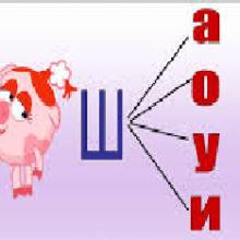 Конспект занятия в старшей группе по теме: Автоматизация звука Ш в слогах ,словах.
