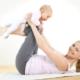 Как восстановить свою фигуру после родов?