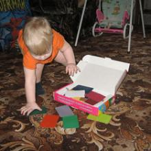 Как приучить ребенка к труду?