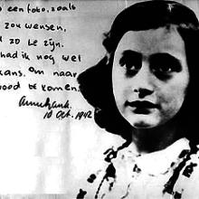 Дневник еврейской девочки во время Второй Мировой войны