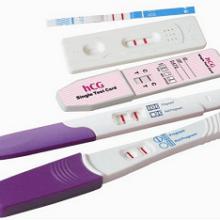Как правильно сделать тест на беременность?