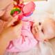 Как развивать новорождённого ребёнка?