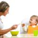 Ребенок растет: изменение рациона и режима ребенка
