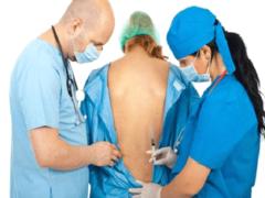Спинальная анестезия: суть метода, зачем, кому и когда она применяется