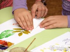 Упражнения для развитие восприятия детей