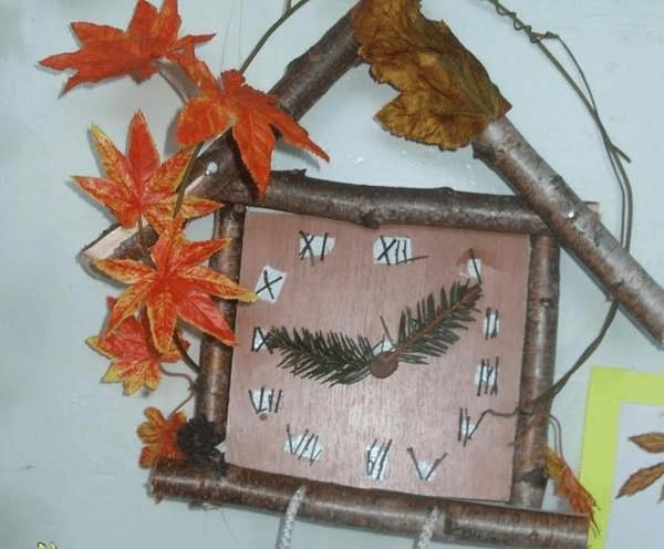 10Поделки из осенних листьев своими руками
