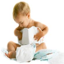 Безопасны ли подгузники для здоровья ребенка?