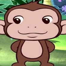 Учимся рисовать обезьяну
