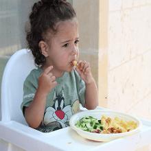 Как кормить детей в возрасте от года до полутора лет?