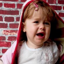 Как справиться с детской истерикой?