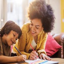 Умственное воспитание ребенка семье