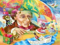 Викторина «Список сказочных книжек»