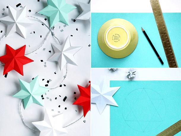 Что можно сделать из бумаги на Новый год?