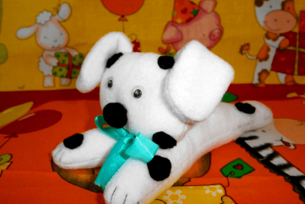 Как сшить собаку своими руками
