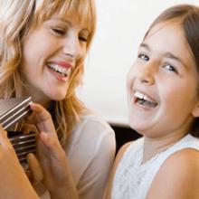 Подарки для любимой дочери в праздник 8 марта