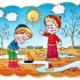 Пословицы и поговорки о весне для школьников и дошкольников