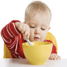Развитие ребенка: навыки самообслуживания