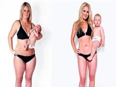 Упражнения для подтяжки живота после родов кормящей маме