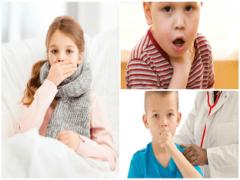 Что такое коклюш у детей, лечение и профилактика заболевания?