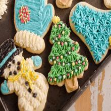 Как приготовить новогоднее печенье?