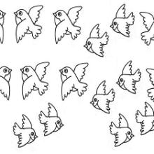 Конспект группового занятия с элементами логоритмики. В гостях у птиц.