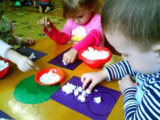 Поделки на Новый год в детский сад
