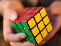 Быстрая сборка кубика Рубика