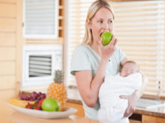 Что можно есть после родов: питание кормящей матери в первые месяцы