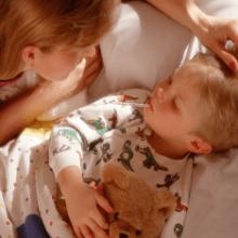 Правильное лечение инфекционного мононуклеоза у детей