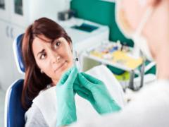 Лечение зубов при беременности с анестезией