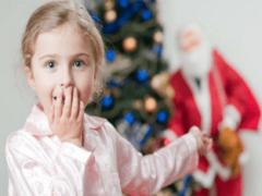 Короткие новогодние стишки для детей