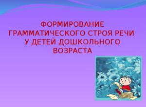 Конспект занятия по развитию лексико-грамматического строя речи «Мальчик-наоборот»