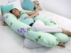 Как выбрать подушку для беременных?